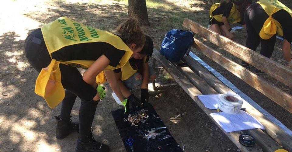 Monitoraggio rifiuti
